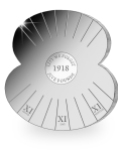 2008 rbl poppy ag rev5 - World exclusive Poppy-shaped coins to raise money for The Royal British Legion