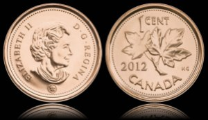 2012 canadian penny - The Penny Drops