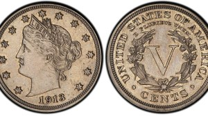 liberty nickel head - Rare US Coin, once thought a fake, could fetch $5m at auction