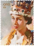 2nd class coro - New Portrait of the Queen revealed by Royal Mail