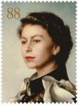 88p coro - Which is your favourite portrait of the Queen?