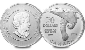 polar bear1 - Another sell-out for the world's fastest-selling silver coin series