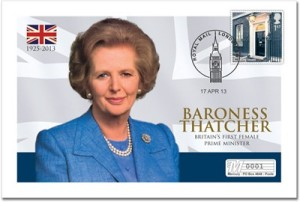 thatcher cover - Interest in Iron Lady memorabilia soars