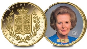 thatcher gold - Interest in Iron Lady memorabilia soars