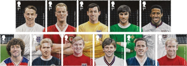football cards a4c - Do you agree with Royal Mail's 11-man squad?