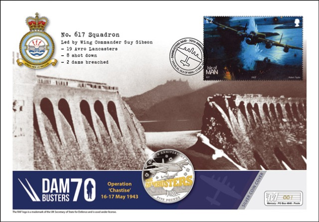 small dambusters 70th ag pnc - Re-living the Dambusters' Raid - exactly 70 years ago today
