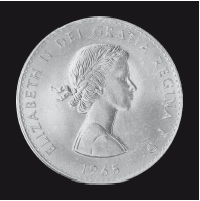 gillick - Portraits of a Queen - the changing face of Britain's coinage
