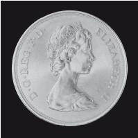 machin - Portraits of a Queen - the changing face of Britain's coinage