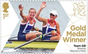 gold medal stamp - No stamp or golden post box for our latest Gold Medal Winner
