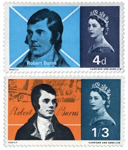 burns - Tony Benn: how the modern commemorative stamp nearly cost the Queen her head