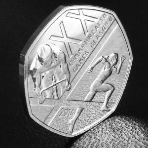 The last ever Scottish 50p?