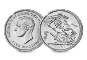 george vi festival of britain crown - The 10 UK Coins that all collectors should own
