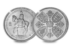 qeii coronation crown - The 10 UK Coins that all collectors should own