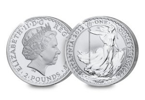 qeii silver britannia - The 10 UK Coins that all collectors should own