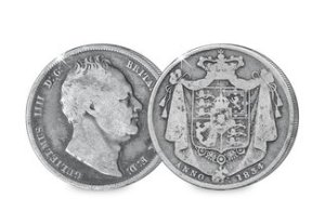William IV Half Crown