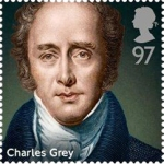charles grey stamp - Royal Mail honours eight former British prime ministers on new stamps