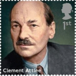 clement attleestamp - Royal Mail honours eight former British prime ministers on new stamps