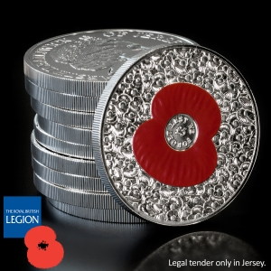 100 Poppies coin