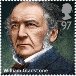 william gladstone stamp - Royal Mail honours eight former British prime ministers on new stamps