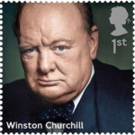 winston churchill stamp - Royal Mail honours eight former British prime ministers on new stamps