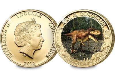 The Tyrannosaurus Rex Coin