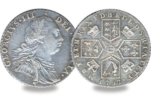 george iii shilling - Top 5 - Britain's Most Infamous Coins
