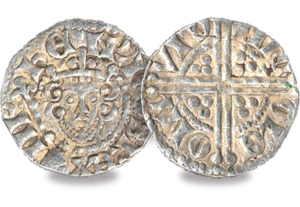 Henry III Long Cross Penny