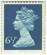 Arnold Machin Stamp