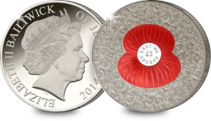 the 2014 100 poppies 5 pound coin - What's your coin of the year?