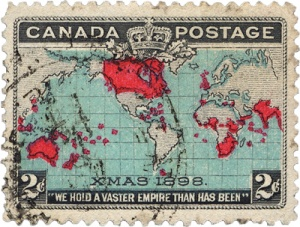 The World's First Christmas Stamp