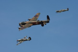 b49bna 1 - Her Majesty The Queen and Prince Philip honour Battle of Britain heroes today