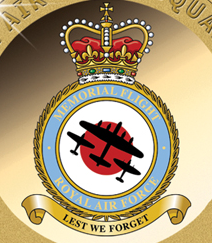 bbmf logo - Her Majesty The Queen and Prince Philip honour Battle of Britain heroes today