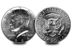 1 - Six of the most collectable US coins ever issued