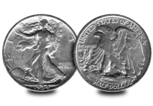 2 - Six of the most collectable US coins ever issued