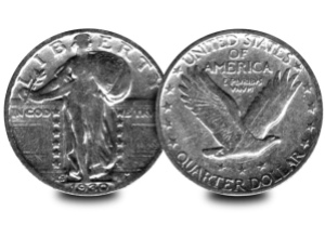 3 - Six of the most collectable US coins ever issued