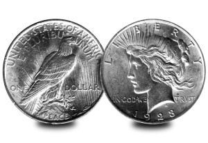 5 - Six of the most collectable US coins ever issued
