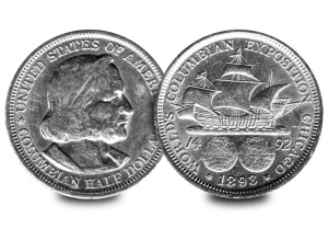 Columbian Half Dollar