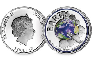 earth coin - My top 7 most extraordinary coins of 2014