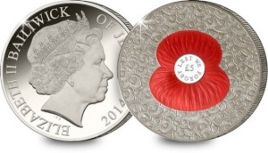 poppy - My top 7 most extraordinary coins of 2014