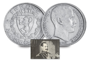 1 king haakon vii of norway3 - Nine Kings in one room, nine great European currencies…