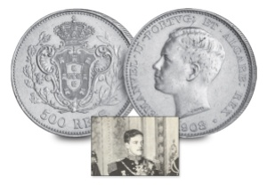 3 king manuel ii of portugal and the algarves3 - Nine Kings in one room, nine great European currencies…