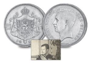 6 king albert i of the belgians3 - Nine Kings in one room, nine great European currencies…
