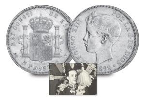 7 king alfonso xiii of spain3 - Nine Kings in one room, nine great European currencies…