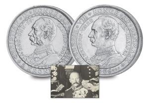 9 king frederick viii of denmark3 - Nine Kings in one room, nine great European currencies…