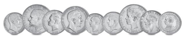 coins3 - Nine Kings in one room, nine great European currencies…