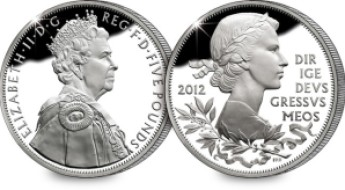 qeii diamond jubilee - Which Royal coins should I own? A collector's guide.