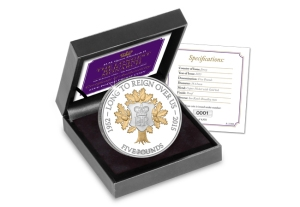 The Longest Reigning Monarch £5 Proof Coin