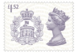 488r lrm stamp2 650 x 450 - First Look: The UK's New Longest Reigning Monarch Stamps