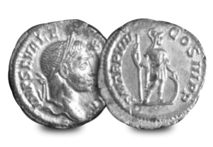 alexander severus - The coins behind 6 of the greatest Roman Emperors