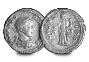 caracalla - The coins behind 6 of the greatest Roman Emperors